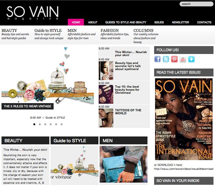 SVM_Website