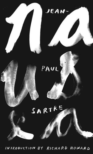 Nausea Book Cover