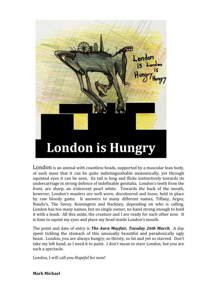LONDON IS 3