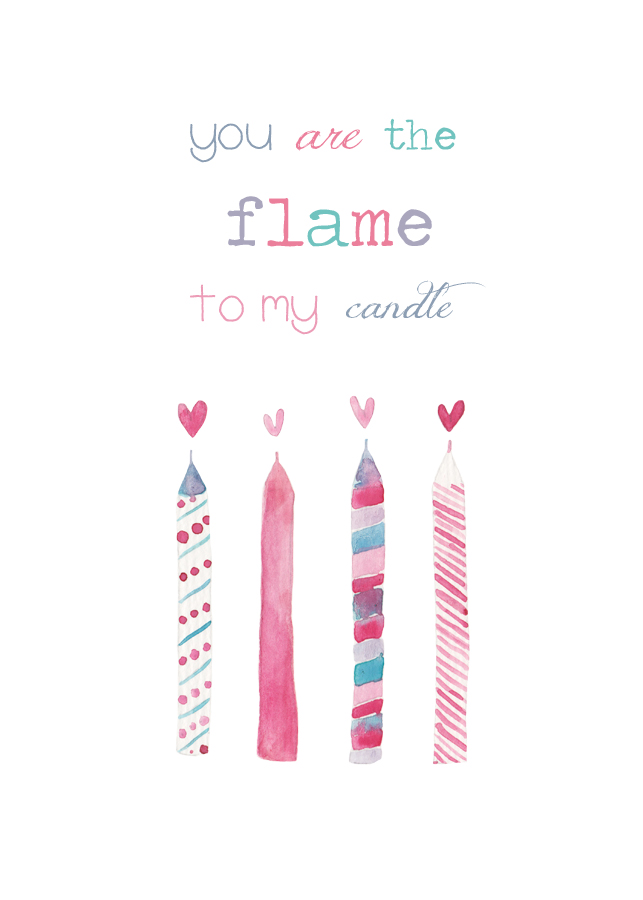 You-are-the-flame-to-my-candle
