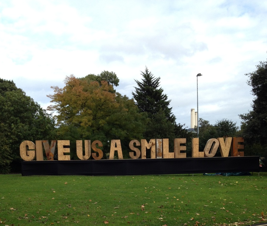 Give Us A Smile - Park