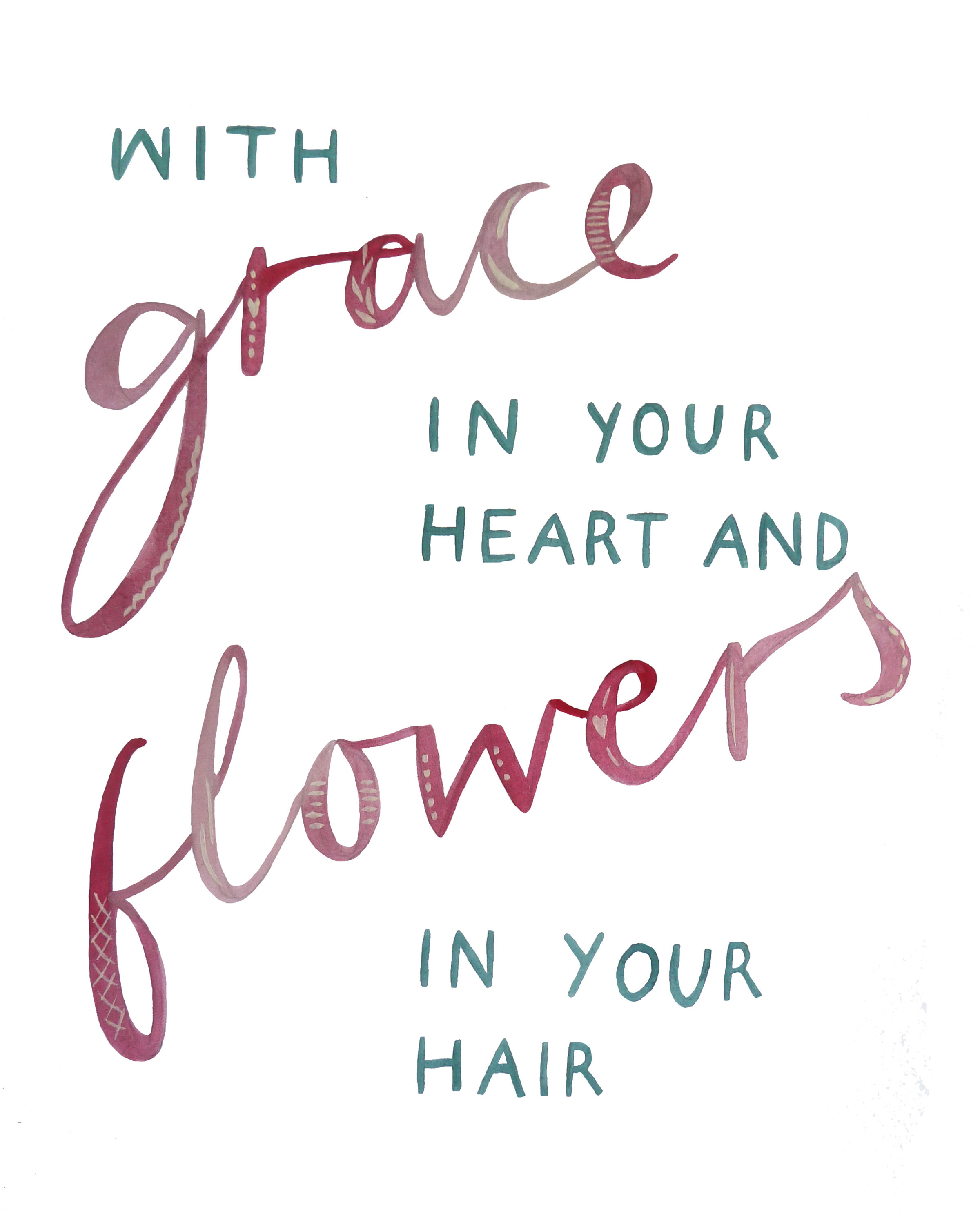 Quotes about flowers in hair izmirmasajfo