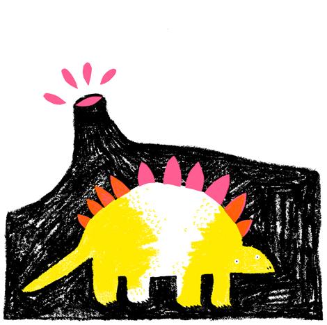 Stegosaurus_Lorna_Scobie