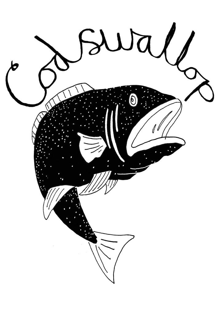 full Codswallop Logo RGB