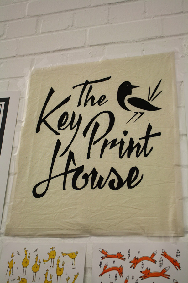 The Key Print House - Logo