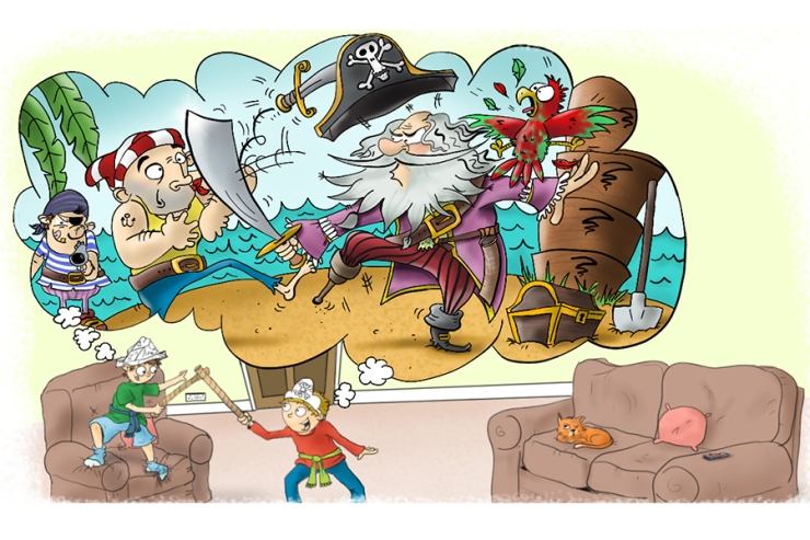 Pirate Imagination