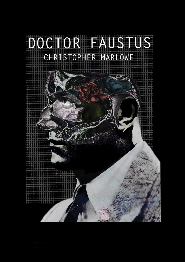 Doctor Faustus - book cover