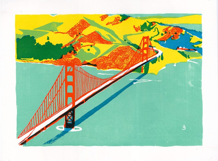 Summer-Du-Plessis-Visualsation-Golden-Gate