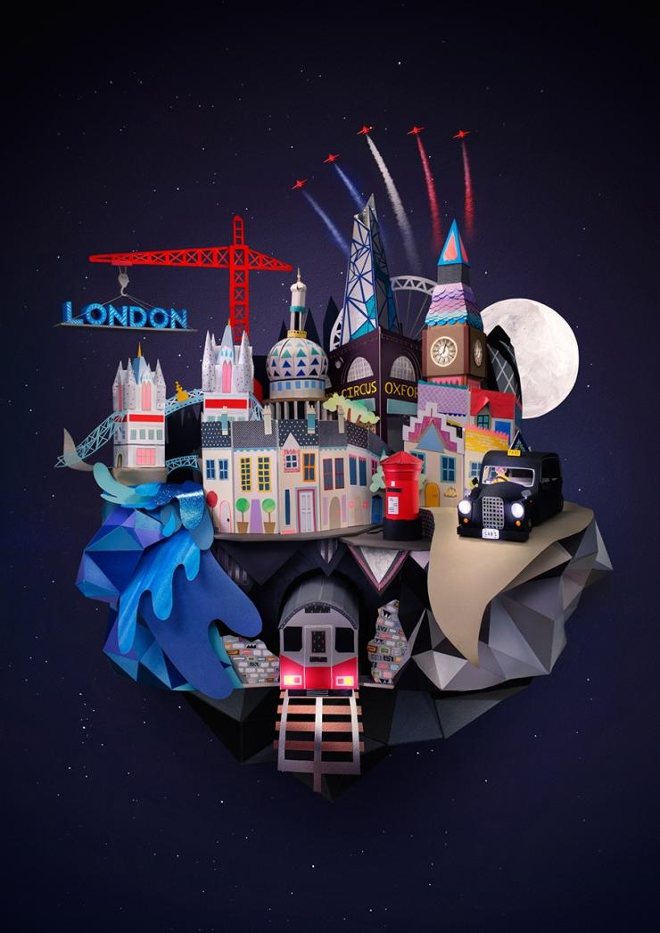 Soapbox-Press-Interview-Sam-PierpointPaper London - self initiated piece
